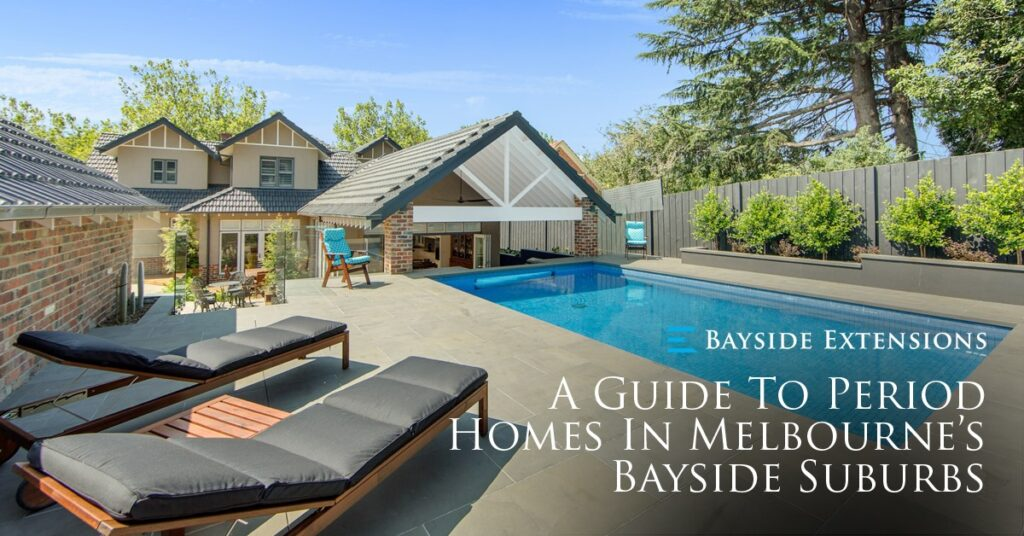 Guide Period Homes Melbourne's Bayside Suburbs